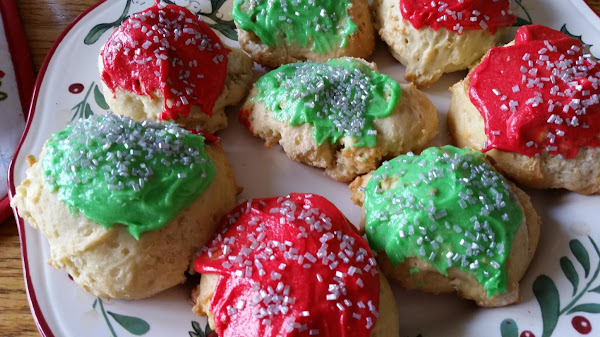 Sour Cream Cheesecake Cookies Recipe