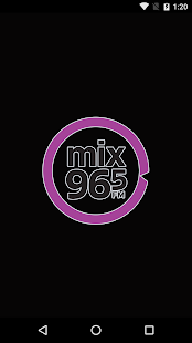 Mix 96.5 FM- screenshot thumbnail