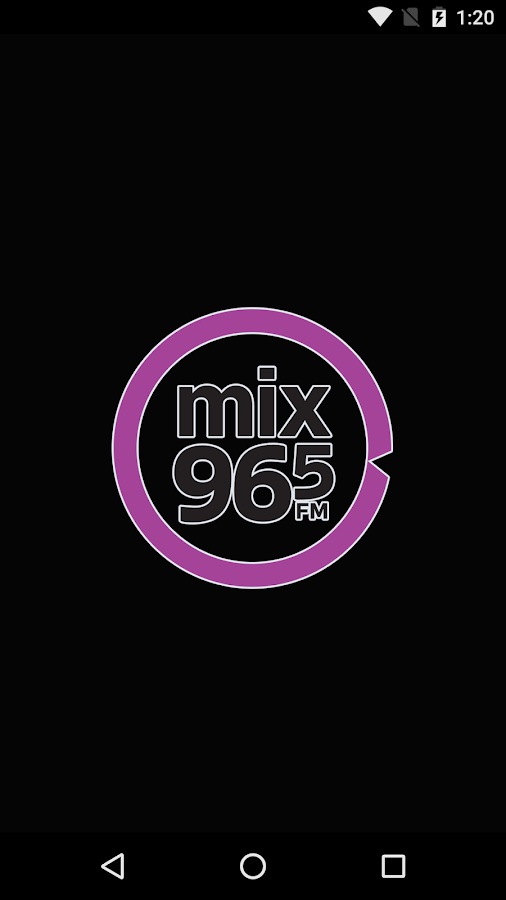 Mix 96.5 FM- screenshot
