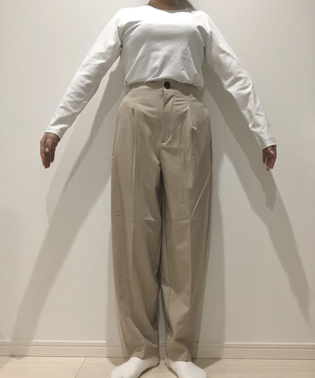 Gu タック コクーン シルエット パンツ 2020年トレンドNO.1はコクーンパンツ!GU・ユニクロで見つけた完売予想ボトムス4選 (2020年01月14日)