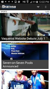 KRGV- screenshot thumbnail