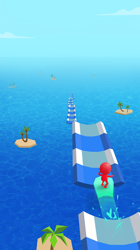 Water Race 3D: Aqua Music Game  screenshots 5