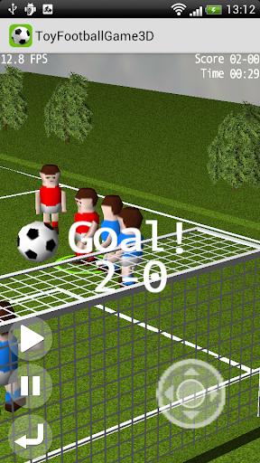 Toy Football Game 3D 2.0.5 Windows u7528 2