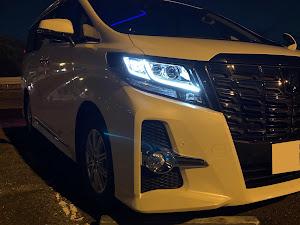 アルファード GGH35W SA Cパッケージ 4WDのカスタム事例画像 よっちゃんさんの2020年03月18日20:08の投稿