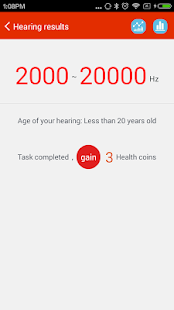 iCare Hearing Test- screenshot thumbnail