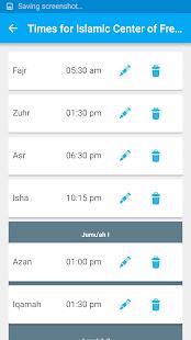 Masjidi: Prayer & Iqamah Times - náhled