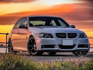 3シリーズ セダン  E90 325i Mスポーツのカスタム事例画像 BMWヒロD28さんの2019年12月12日00:24の投稿
