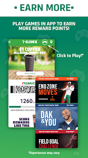 7-Eleven, Inc. Screenshot