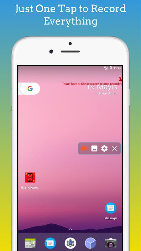 Screen Recorder Pro - No Root screenshots