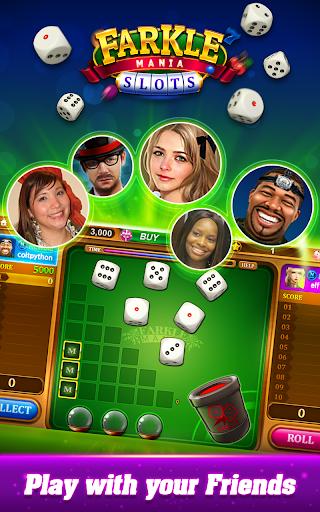 Farkle mania - slots, dice cheat screenshots 2