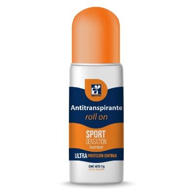 desodorante farmatodo rollon sport 75ml