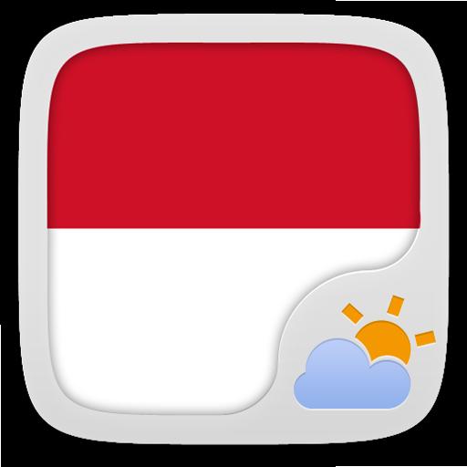 Bahasa Indonesian GO WeatherEX