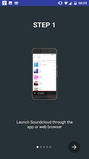 Soundload for Soundcloud