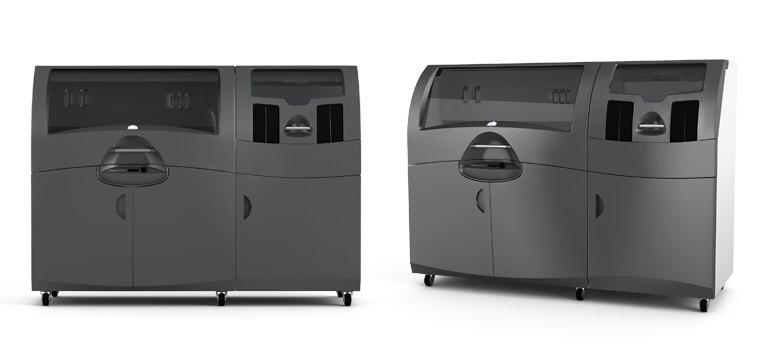 Лучший промышленный 3D-принтер: ProJet 660