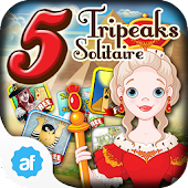 5 Fun Tripeaks Solitaire Games