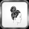 Hair Fashion Live Wallpaper icon