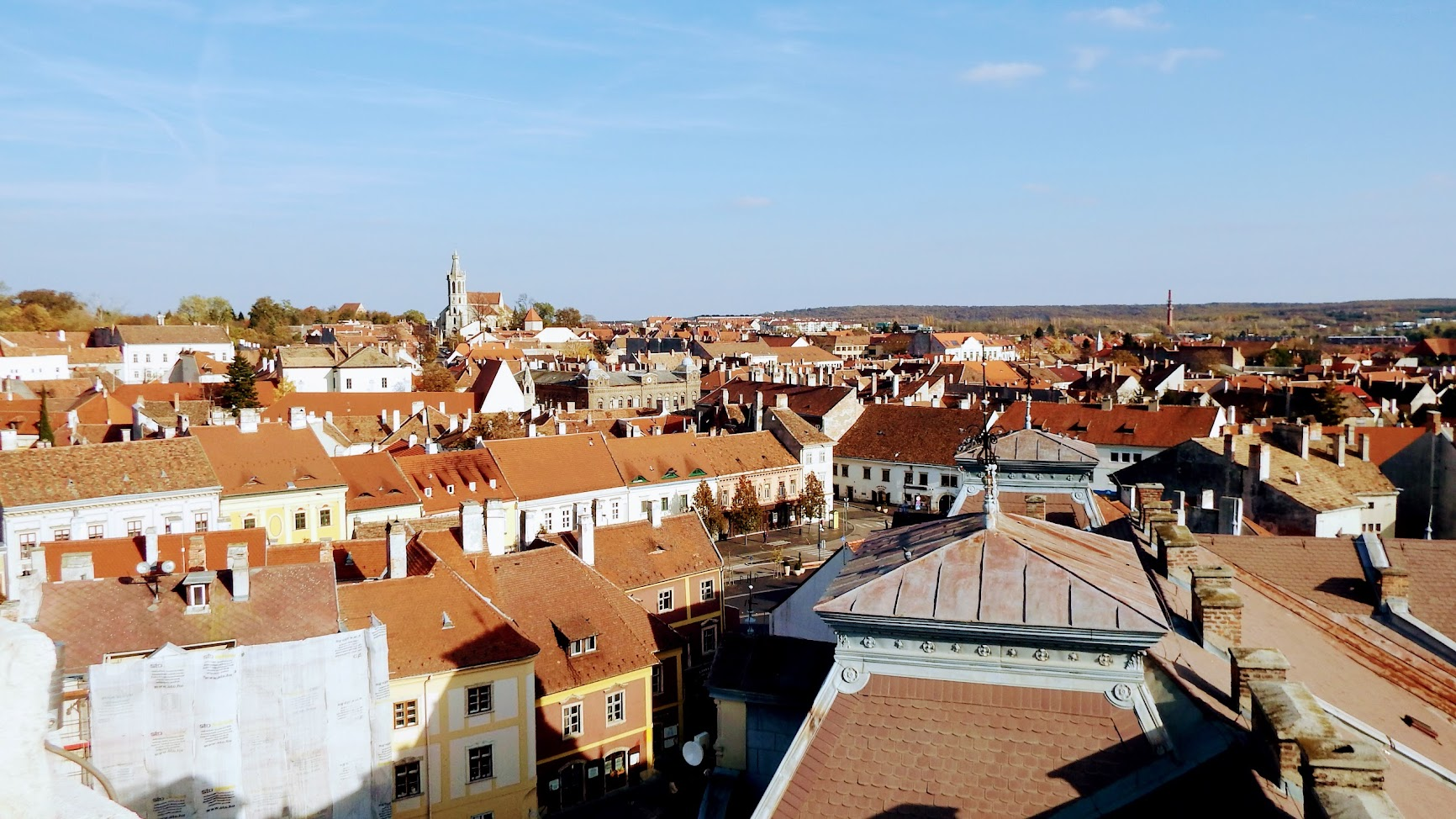 Sopron - Szent Mihály főangyal rk. templom