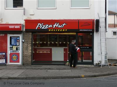 Pizza Hut Delivery On Two Mile Hill Road Pizza Takeaway In