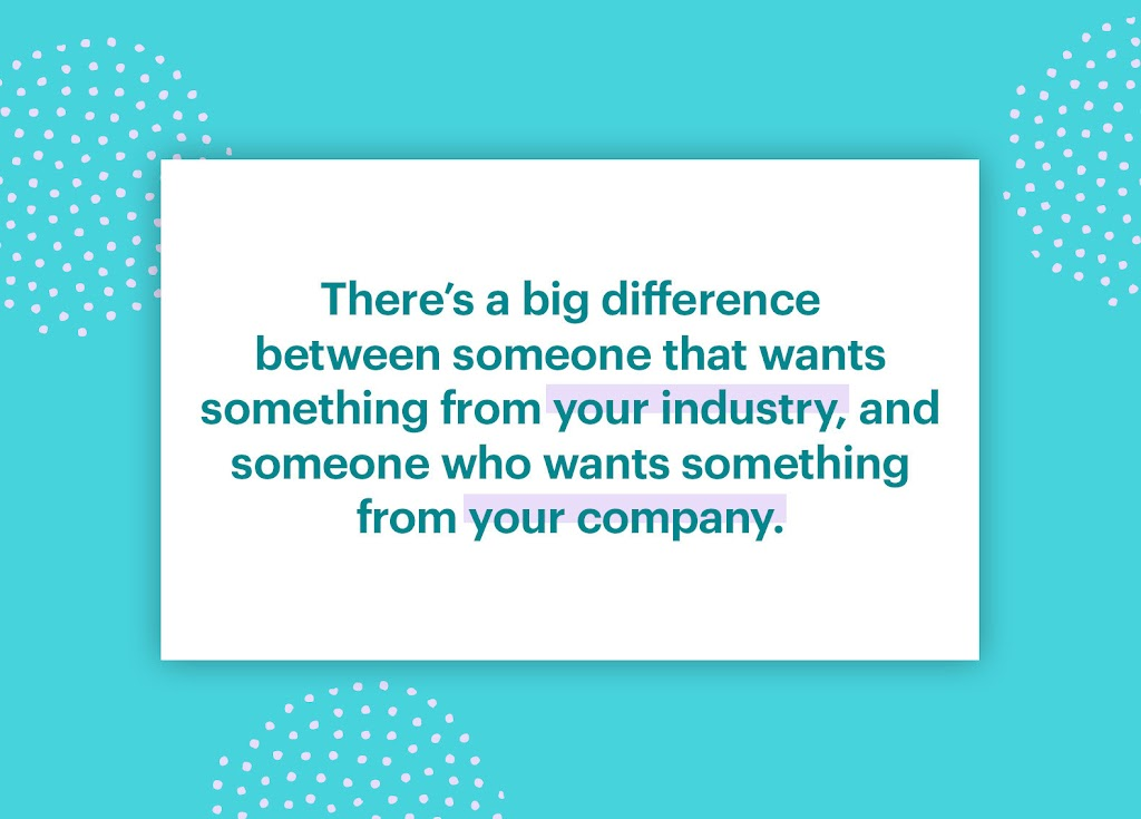 industry vs company
