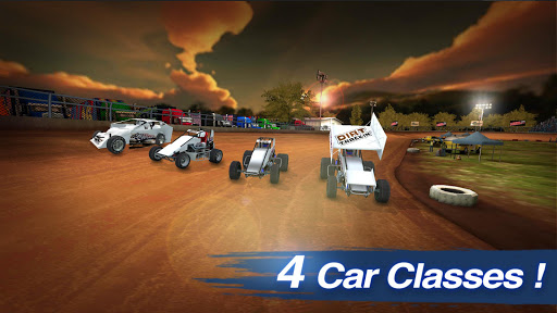 Dirt Trackin Sprint Cars apklade screenshots 1