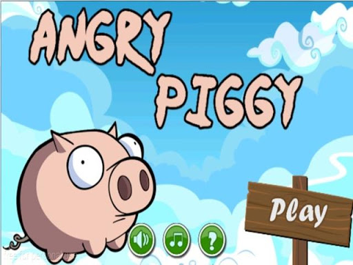 Angry Piggy