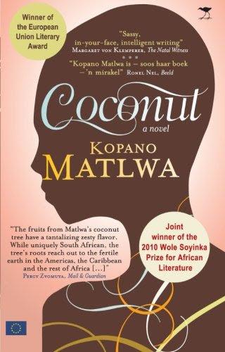 coconut, kopano matlwa, johannesburgo, sudafrica, novela, africa