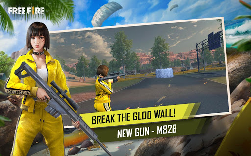 Garena Free Fire: Rampage  screenshots 14