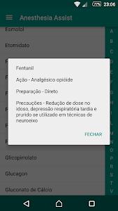 Anesthesia Assist FREE screenshot 4