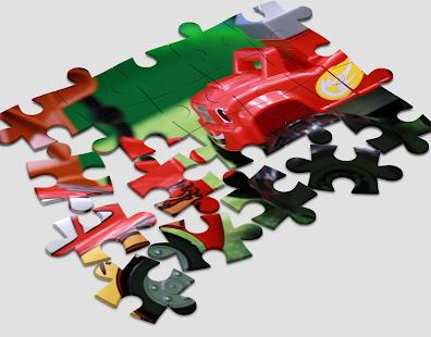 Blaze Monster Puzzle Toys - náhled