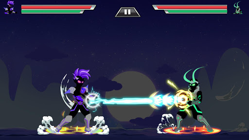 Stickman Shadow Super Fighting 1.0 Screenshots 3
