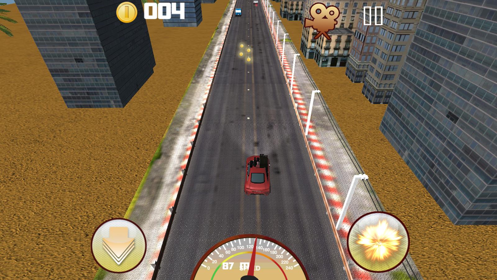 Combat-Traffic-Race-Hero 21
