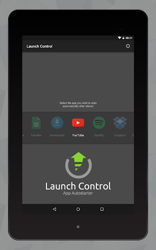 Launch Control - Autostarter for PC