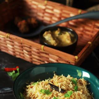Mutton Keema Pulao recipe-Recipe for Mutton Mince Pulao