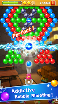 Bubble Shooter Legend apk screenshot