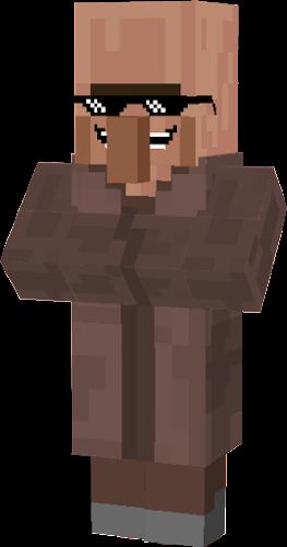 Cool Villager Nova Skin