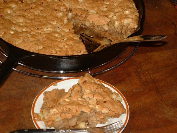 Spring Hill Ranch's Apple Cake Recipe