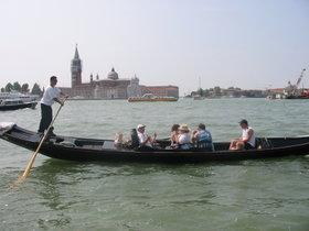Gondola w Wenecji