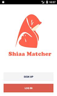 Shiaa Matcher - náhled