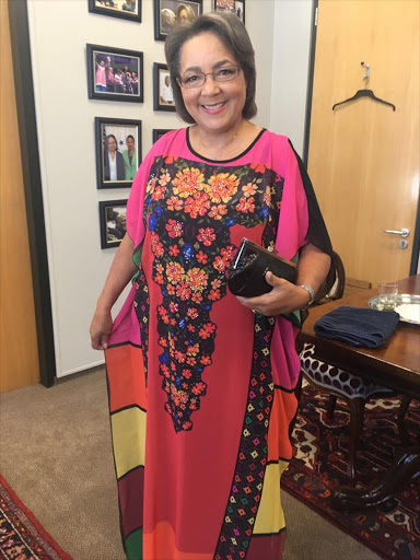 DA's Cape Town Mayor Patricia De Lille.
