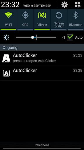 Auto Clicker 2.11 screenshots 3