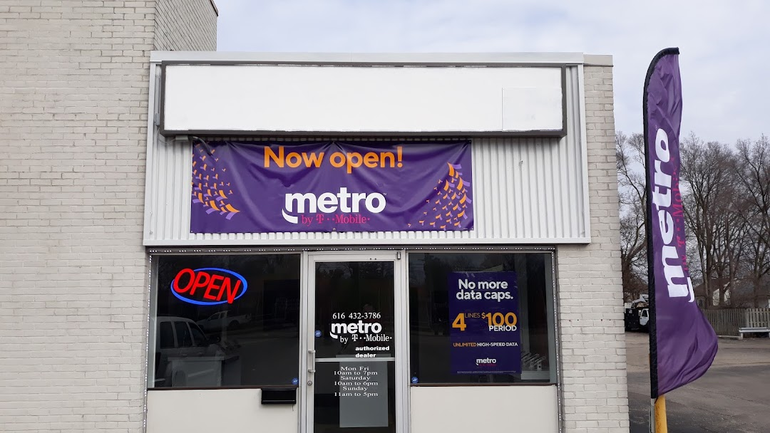Metro By T Mobile Cell Phone Store In Grand Rapids