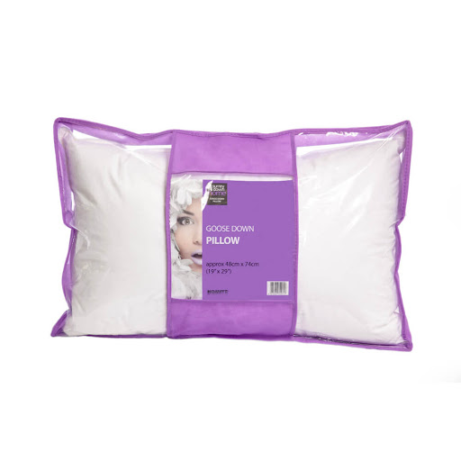 Home White Goose Down Pillows