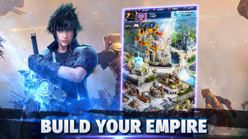 Final Fantasy XV: A New Empire apkpoly screenshots 11
