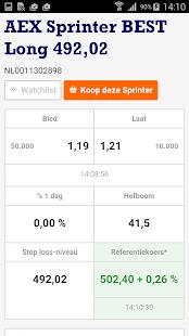 ING Sprinters- screenshot thumbnail