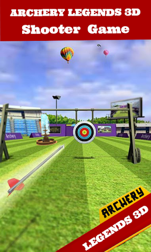 Archery Legends 3D 2019 - Shooter Game 1.0.1 screenshots 1