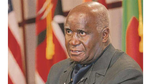 Zambia's founding leader's last letter to President
