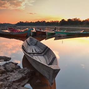 by Danang Sujati - Transportation Boats