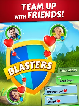 Toon Blast apk screenshot