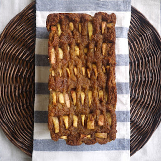 Applesauce Cake (paleo, GF)