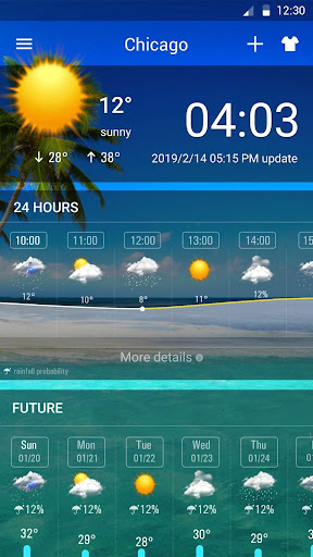 Accurate Weather Live Forecast App Apk 1